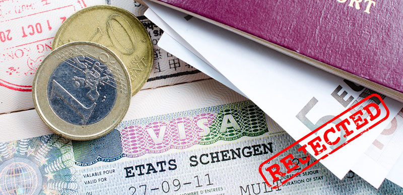 schengen-visa-Rejected